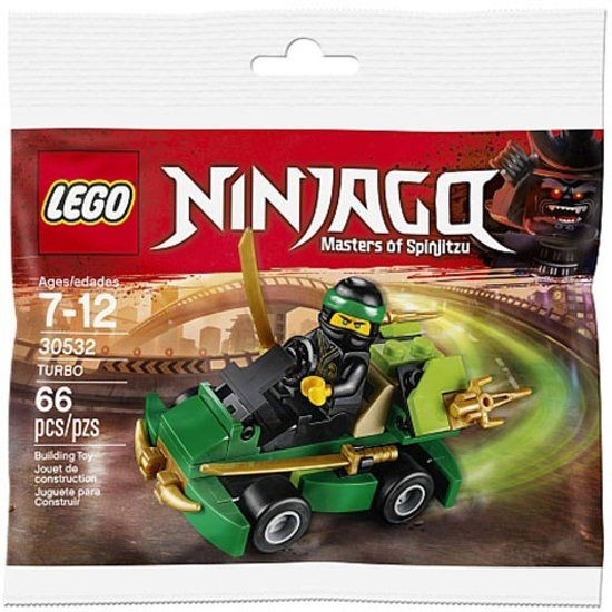 30532 Lego Ninjago Spinjitzu Turbo Go-Kart Polybag