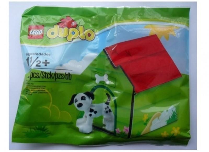 5002121 Lego Duplo Hond Met Hok