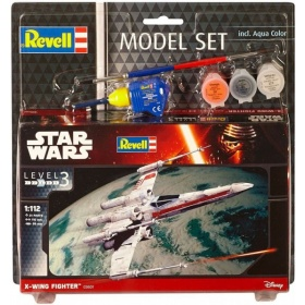 63601 Star Wars Modelset X-Wing Fighter Set 1