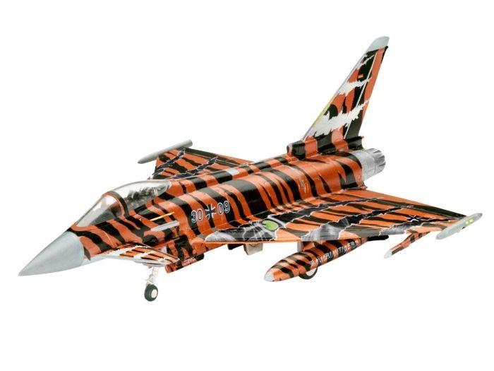 63970 Modelset Revell Eurofighter Bronze Tig 1:144
