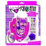 Fashion Angels 3D Puzzle Kitty