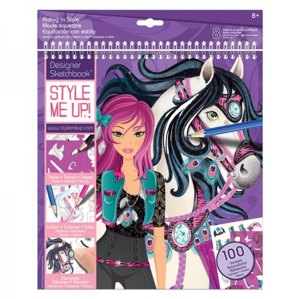 Style Me Up Paard Style me up!