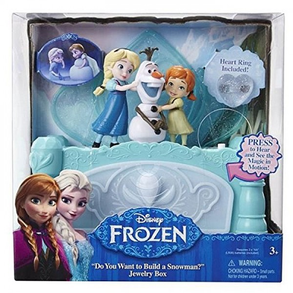 Frozen Juwelen Box