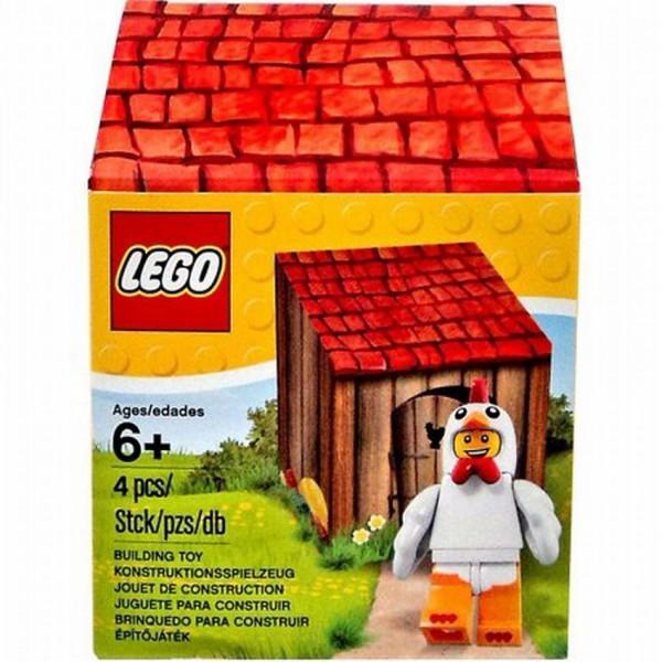 Lego Kip Met Hok