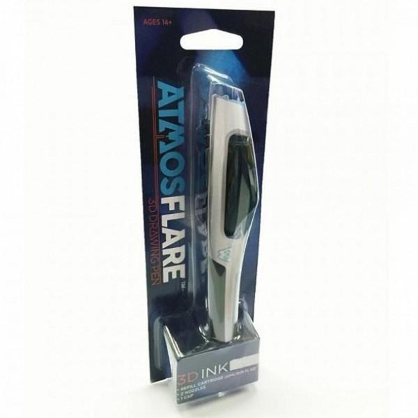 Atmosflare Navulling 3D Pen Geel