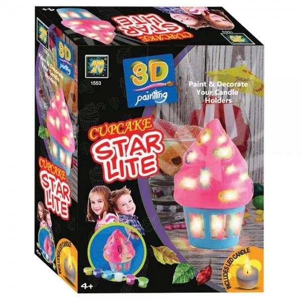 Hobbydoos Sfeerlamp Cupcake