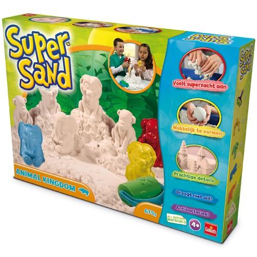 Super Sand Animals