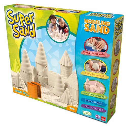 Super Sand Grote Set