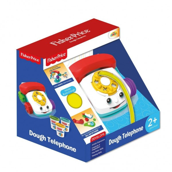 Fisher Price Dough Klets Telefoon