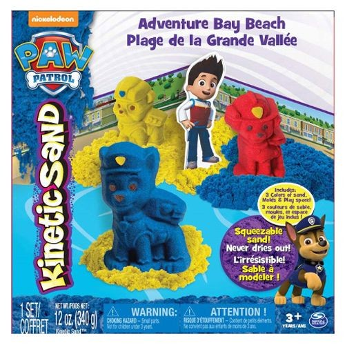 Paw Patrol Kinetic Sand Set