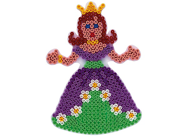 Hama grondplaat princess (258)