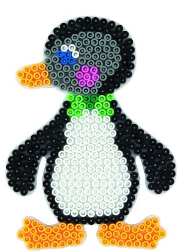 Hama Strijkkralen grondplaat pinguin (0301)