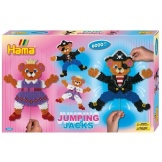 Strijkkralen jumping jacks 6000