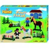 Hama Strijkkralenset Pony Farm 4000