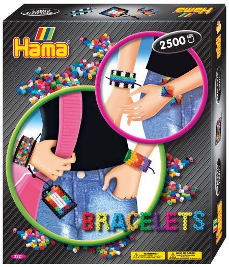 Home > Knutselspeelgoed > Strijkkralensets > Strijkkralen armband