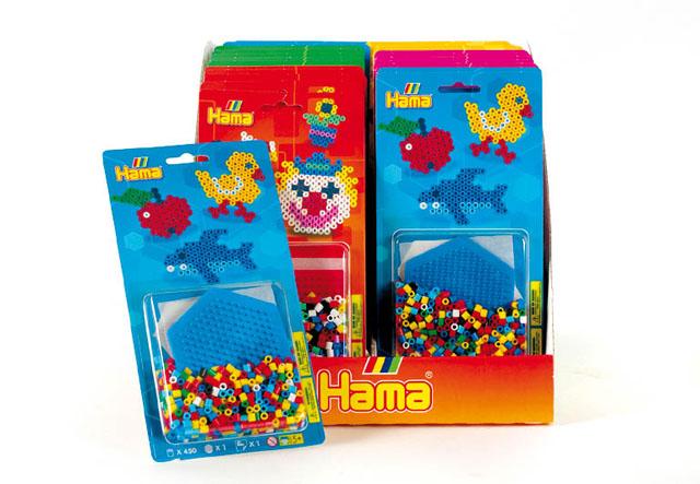 Hama strijkkralenpakket klein Hama