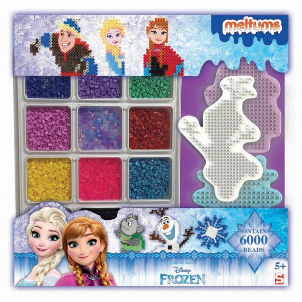 Strijkkralen Disney Frozen (6000)