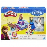 Playdoh Disney Frozen Sled Adventure