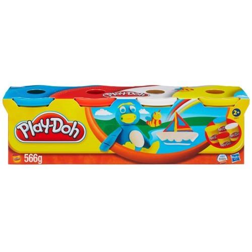 Playdoh 4 pack