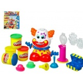 Playdoh clown actie pak