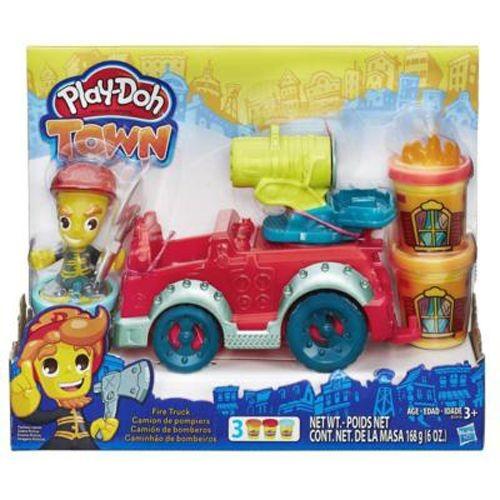 Play-Doh Town Brandweerwagen