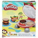 Play-Doh Burger Barbeque