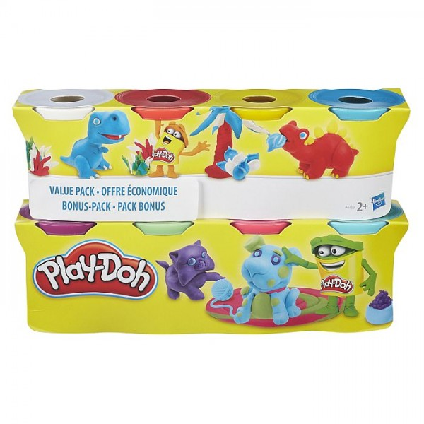Play-Doh 4+4 Pack