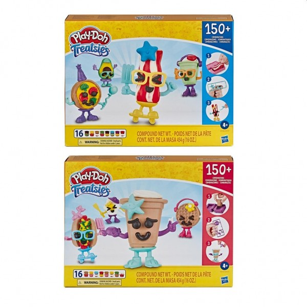 Play Doh Treatsies 4-Pack