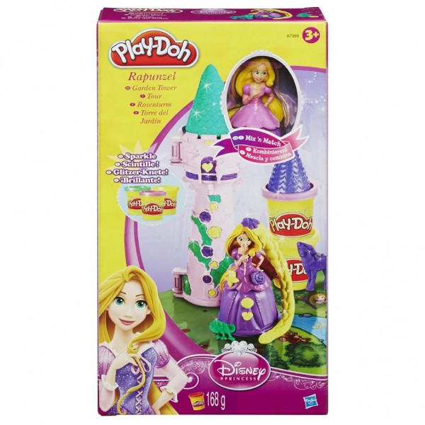 Playdoh Disney Princess Rapunzel Toren