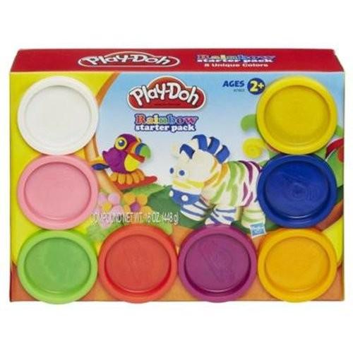 Playdoh 8 pack