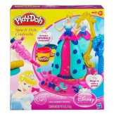 Playdoh Kneed en Kleed Assepoester
