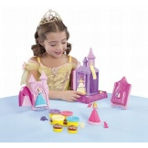 Playdoh Princessenkasteel