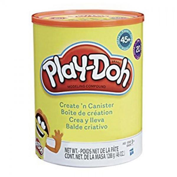 Play Doh Create N Camister
