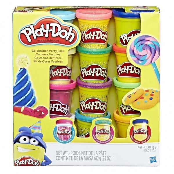 Play-Doh Celebration Party 12-Pack