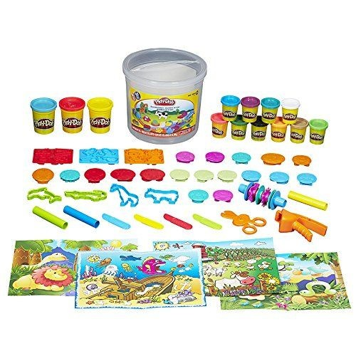 Playdoh Zoo Adventure
