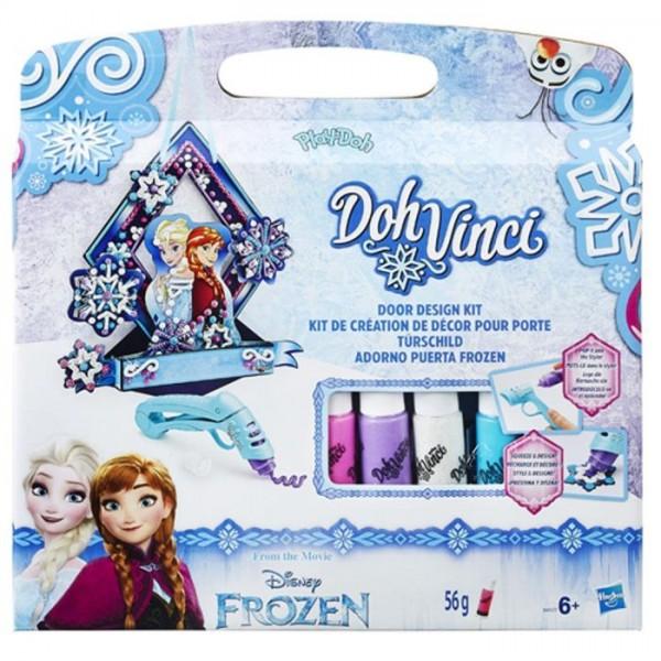 Play-Doh Doh-Vinci Disney Frozen deurdecoratie
