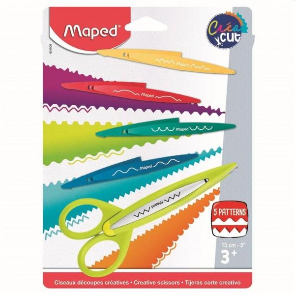 Maped Schaar Kartel 5 In 1
