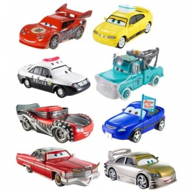 Cars Toons 1:64 Diecast