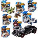 Hot Wheels Star Wars Character Cars