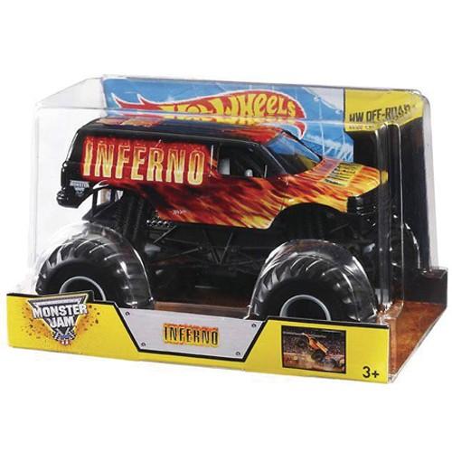 7a6685dde7fda2 Hot Wheels Monster Jam 1:24 diecast
