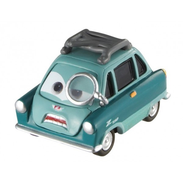 Cars 2 diecast auto assortiment for A 2 z motors