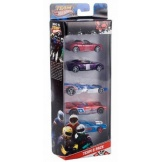 Hot Wheels team Hotwheels 5 pack