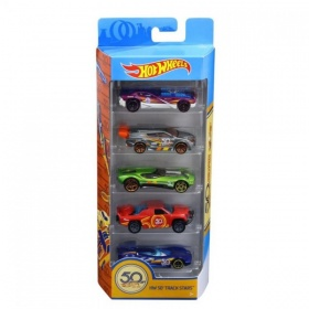 Hot Wheels 50th Anniversary 5-Pack