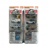 Jurassic World Matchbox Movie Set met 5 Auto's