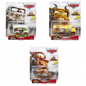Cars XRS Die Cast Oversized