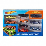 Hot Wheels Giftset 9-Pack