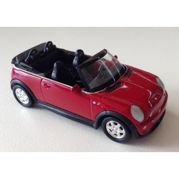Auto Mini Cooper Pull Back