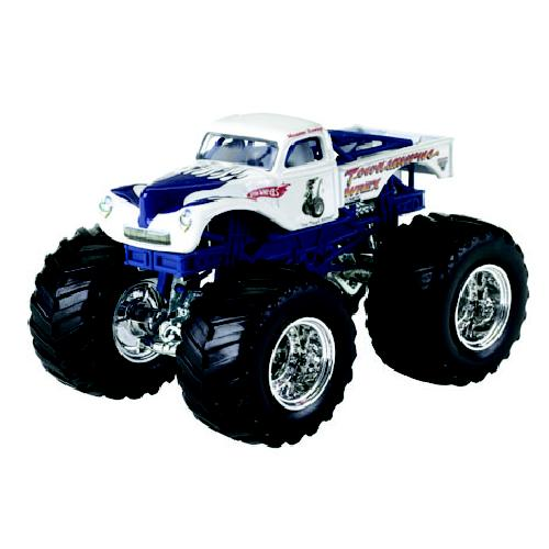 Hot Wheels Monster Trucks