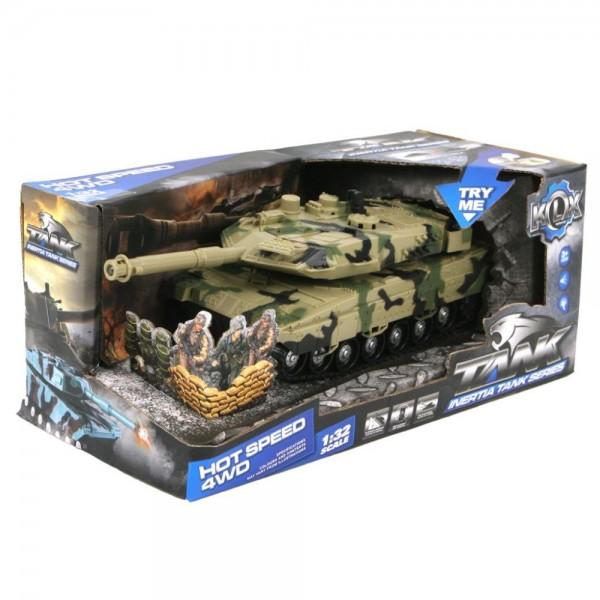 Tank Met Geluid