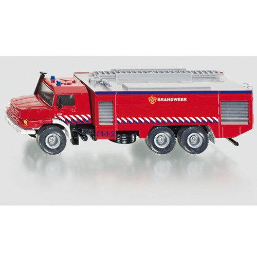 Siku Mercedes Zetros brandweer - 2109